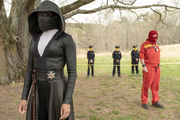 La série «Watchmen» met entre autres en vedetteRegina King