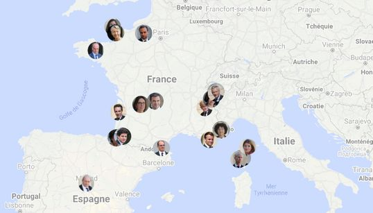 Où les ministres partent-ils en vacances cet