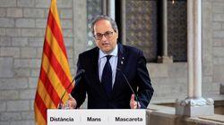 Torra compara a España con China y da por roto el diálogo con el