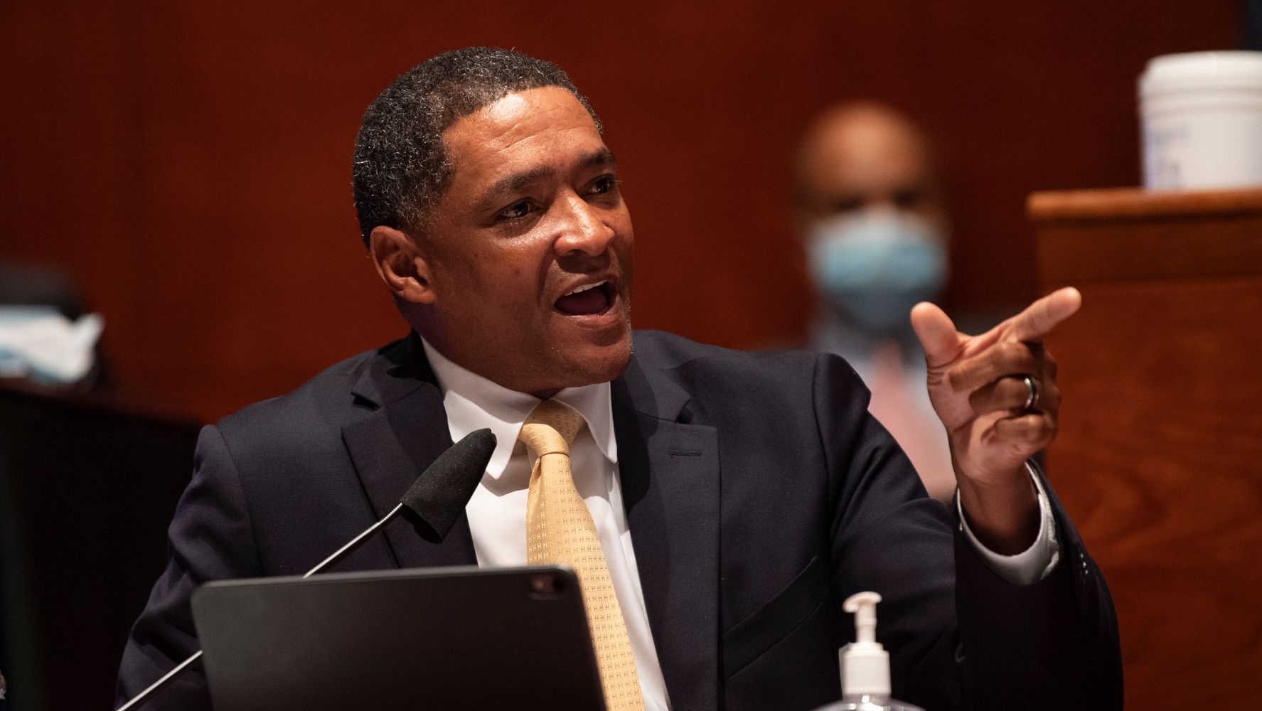 Cedric Richmond To William Barr: Keep John Lewis' Name Out Of Your Mouth