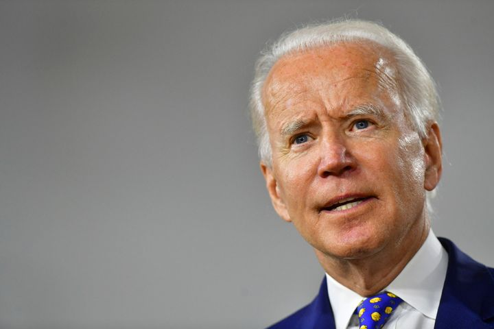 Former Vice President Joe Biden's presidential campaign declined to comment on a proposed extension of reforms to the preside