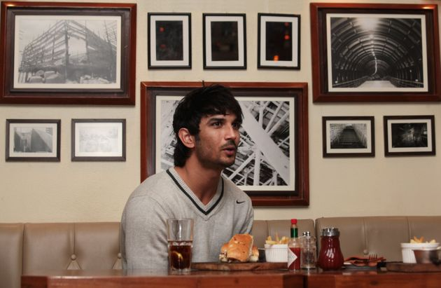 Actor Sushant Singh Rajput during an interview, on January 28, 2013 in