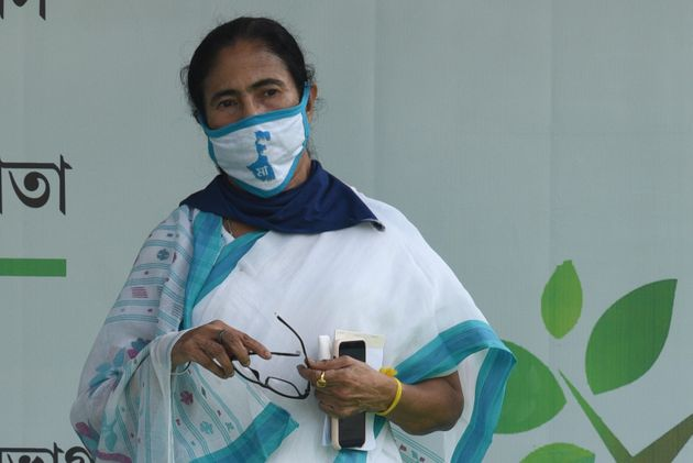West Benga chief minister Mamata Banerjee in a file