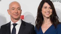 L'ex moglie di Jeff Bezos ha donato 1,7 miliardi di dollari in