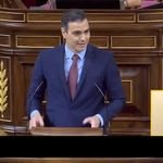 El aplauso de Vox que ha hecho que a Pedro Sánchez se le escape esta