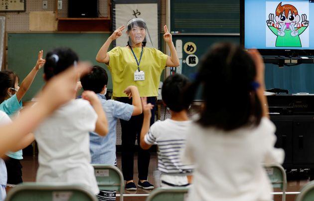手話教育のイメージ写真(写真と記事中の小学校は関係がありません)
