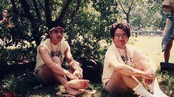 25年前、ゲイカップルは講演を始めた。偏見と向き合う日々を超え「闘いと愛のバトン」を次世代に引き継いだ【あるゲイカップルの記録①】