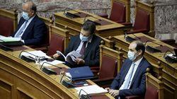 Υποχρεωτική η μάσκα για υπουργούς και βουλευτές σε όλες τις συνεδριάσεις της