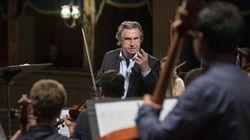 """Riccardo Muti passa il testimone della sua arte """"italiana"""" ai giovani (di M."""