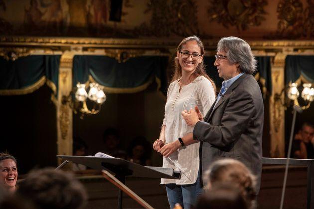 """Riccardo Muti passa il testimone della sua arte """"italiana"""" ai"""