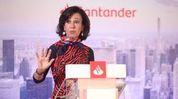 Santander sufre unas pérdidas históricas de 10.798 millones por la crisis del