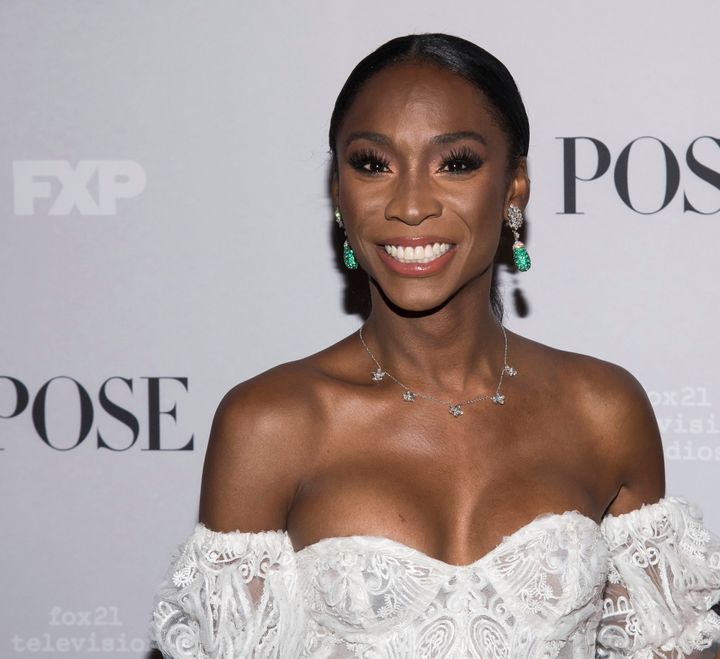 Angelica Ross plays Candy on Pose, who was at the centre of a very emotional storyline in the show's second series