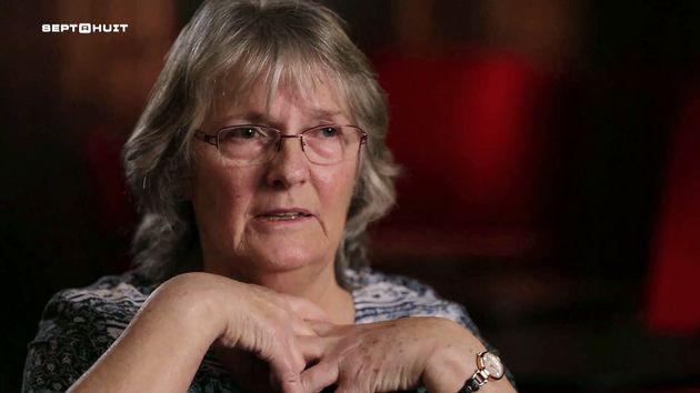 Jacqueline Sauvage, ici apparaissant dans un reportage diffusé sur TF1 en février