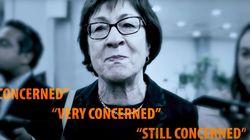 GOP Group Argues 'Trump Stooge' Susan Collins Must Leave Office In Searing