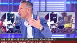 El cabreo de Joaquín Prat con Monedero en 'Cuatro al día':