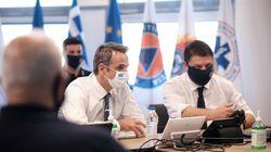 Μητσοτάκης: Επένδυση 2,167 δισ. στην ασφάλεια των πολιτών με το πρόγραμμα «ΑΣΠΙΔΑ», σε βάθος