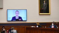 Amazon, Facebook, Apple y Google niegan su posición monopolística ante el Congreso de