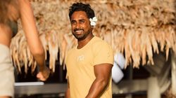 Bachelor In Paradise's Niranga Claims Co-Star Rebuffed Him 'Because Of Where I Was