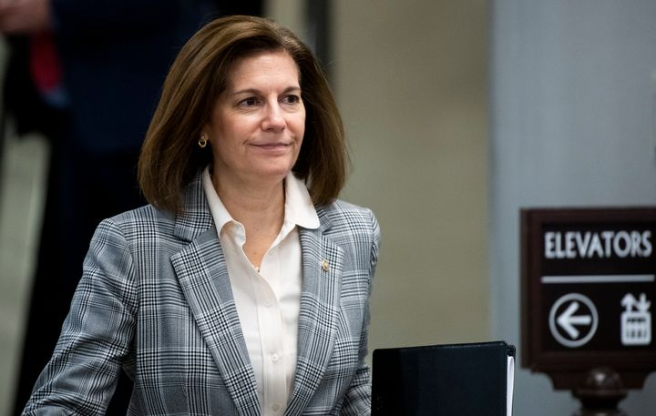 Sen. Catherine Cortez Masto of Nevada is the first Latina to chair the Democratic Senatorial Campaign Committee. Her senior s