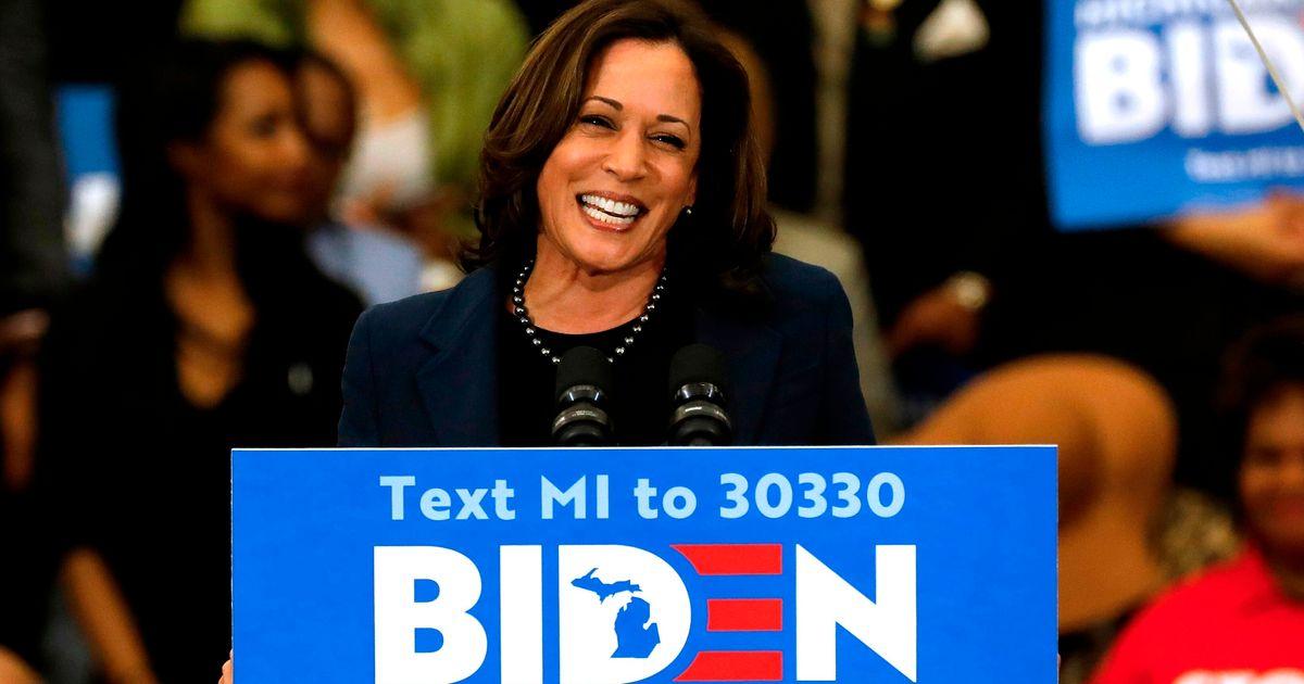 Kamala Harris Chosen As Joe Biden's Vice President In 2020 Election