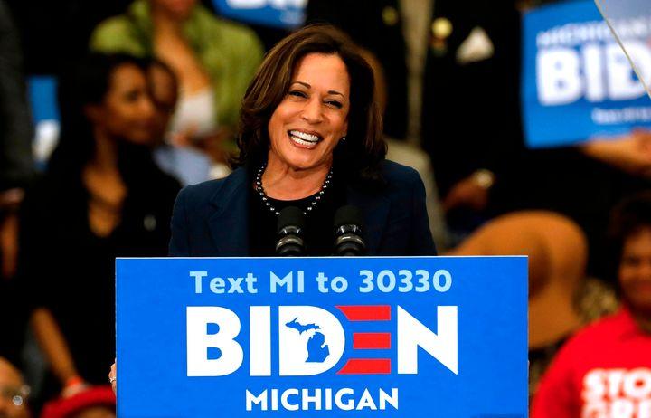 Joe Biden has chosen Sen. Kamala Harris (D-Calif.) to be his vice presidential running mate.