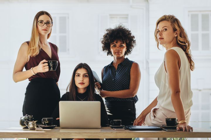 Just 10% of Black women and 19% of Latinas said most of their strongest allies at work are white.