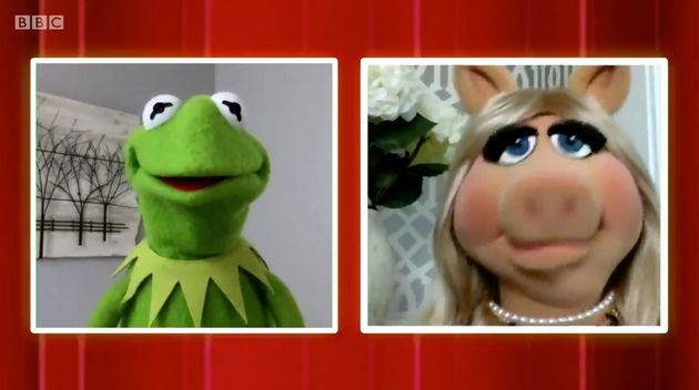 The Muppets Fans Baffled By Kermit The Frogs New Voice On The One Show