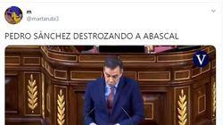 El momento de Pedro Sánchez en el Congreso que arrasa en Twitter: 52.000 'me gusta' y