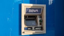 BBVA pierde 1.157 millones hasta junio por el