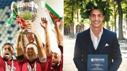 Il capitano della Reggiana: