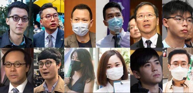 I 12 esclusi dalle elezioni legislative di