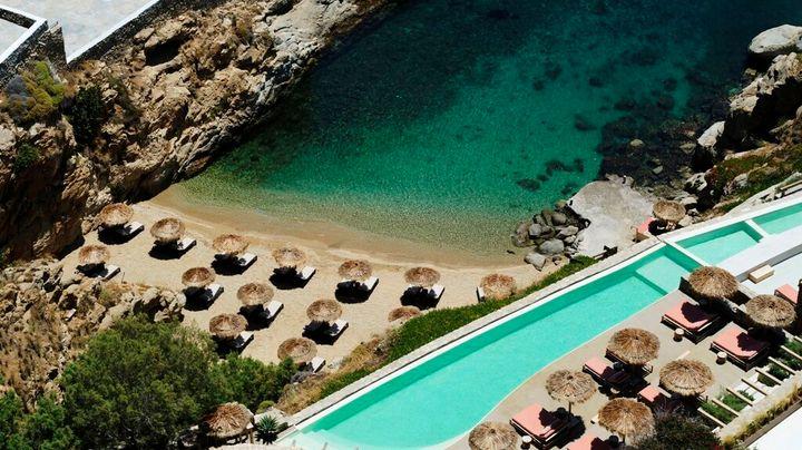 Courtesy of The Wild Hotel di Mykonos