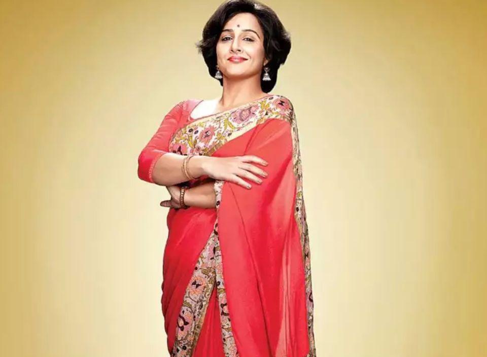 Vidya Balan in a still from 'Shakuntala