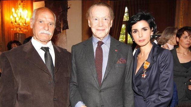 Rachida Dati et Albin Chalandon étaient extrêmement proches, comme l'a raconté l'ancienne garde des Sceaux...