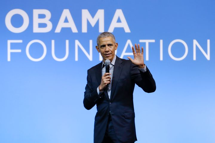 Former President Barack Obama reportedly revealed to supporters this week what's keeping him up at night.