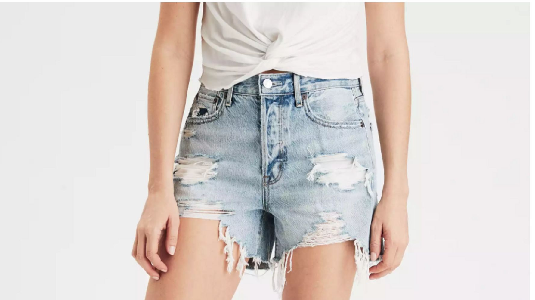 10 Pairs Of Jean Shorts That Don't Suck 1