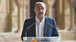 El presidente de Aragón afirma que