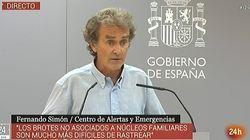 Fernando Simón, sobre las vacunas: