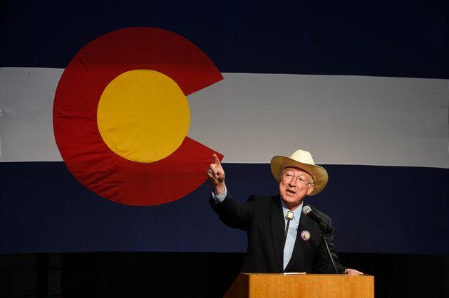 "WilmerHale's website credits Colorado native and former Interior Secretary Ken Salazar with ""developing..."