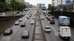 La circulation différenciée mise en place en Île-de-France ce