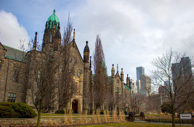 Trinity College at the University of Toronto in Toronto,