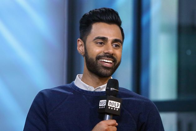 Hasan Minhaj, host of Netflix's