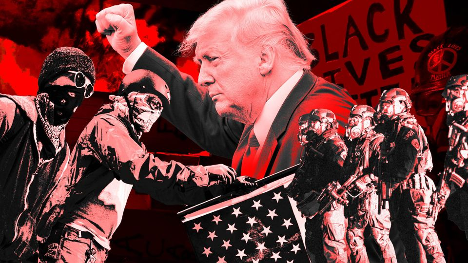 Donald Trump Is Writing A Terrifying New Chapter In The History Of Political