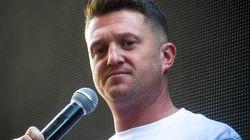 'Tommy Robinson', el ultra británico que expulsaría a los españoles de Reino Unido, se muda... a