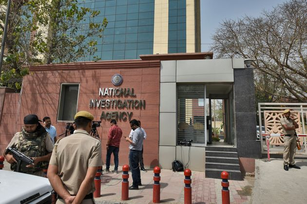 National Investigation Agency (NIA) headquarters in New