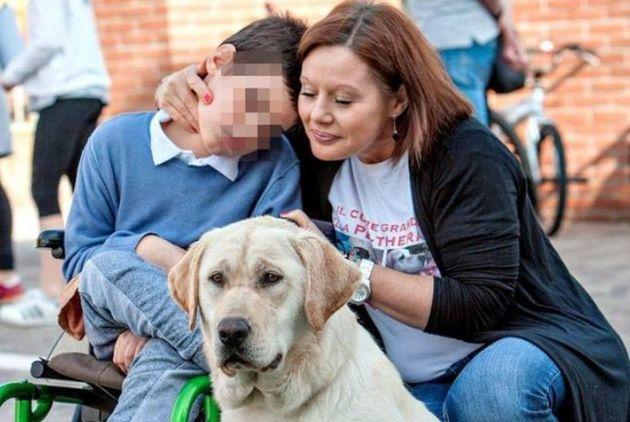 Un anonimo benefattore dona 150mila euro e salva la casa del piccolo