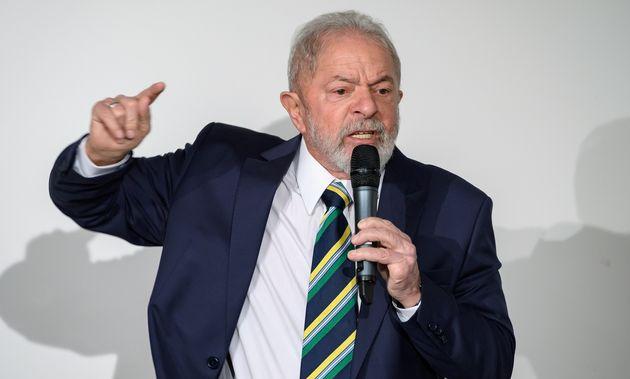 D'après Lula (ici le 6 mars à Genève), le président brésilien Jair...