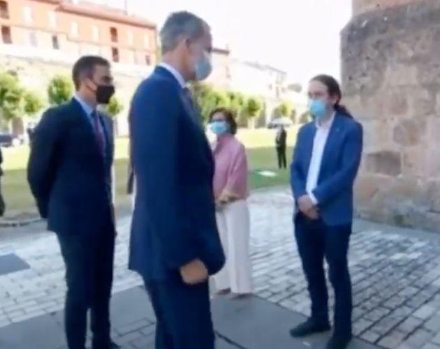 Pablo Iglesias y el
