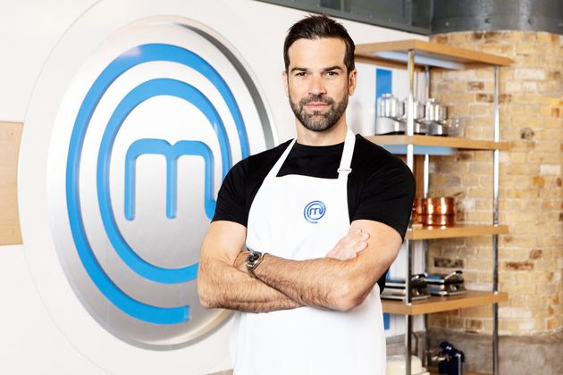 Gethin Jones Gutted To Miss Masterchef Final After Falling Ill With Covid-19 Symptoms