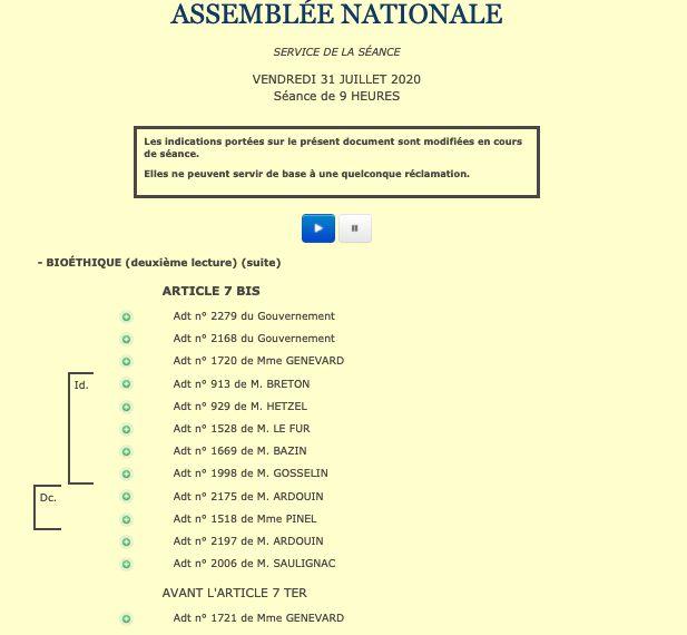 Quand Éric Dupond-Moretti se perd (et s'agace) dans les amendements de la loi